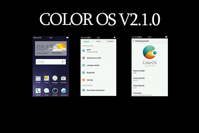 ROM Andromax ES Color OS V2.1.0 5.1.1