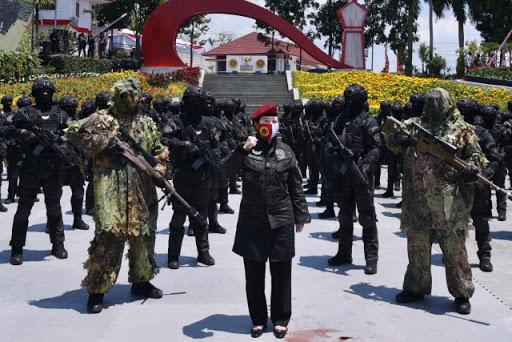 Puan Maharani hingga Hendropriyono Diangkat Menjadi Warga Kehormatan BIN