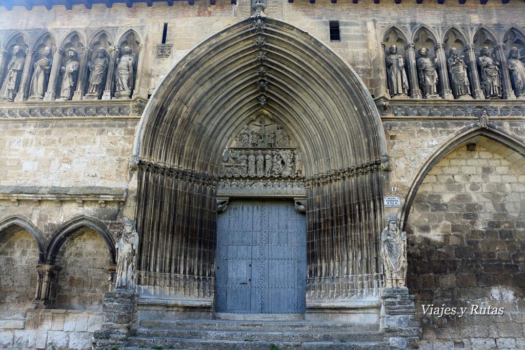 Iglesia del Santo Sepulcro, Estella-Lizarra