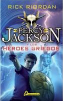 Resultado de imagen de Percy Jackson y los héroes griegos, Rick Riordan Salamandra