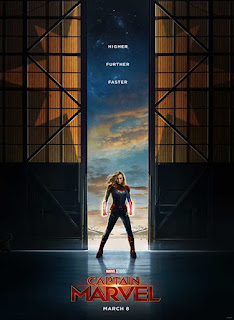 Captain Marvel (2019) Official Poster