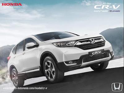 Harga Honda Crv Turbo, Promo, Kredit, Prestige, Matic
