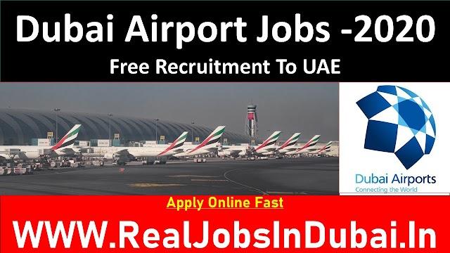 Airport Jobs in Dubai - UAE 2020