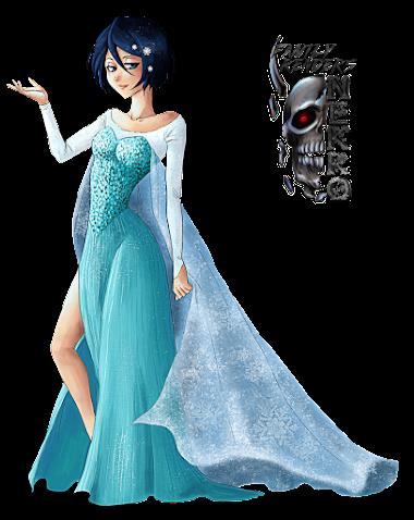 Rukia Kuchiki - Frozen