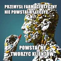 Przemysł farmakologiczny Farmaceutyka produkcja leków
