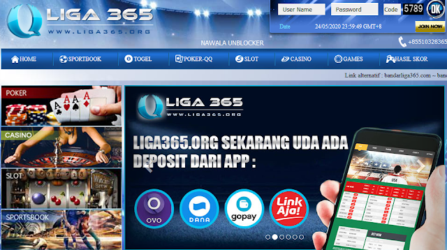 Liga365: Situs Bola Terbaik dan Terbesar di Indonesia