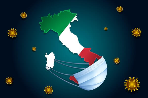 Covid: Italia, superata soglia 90mila vittime