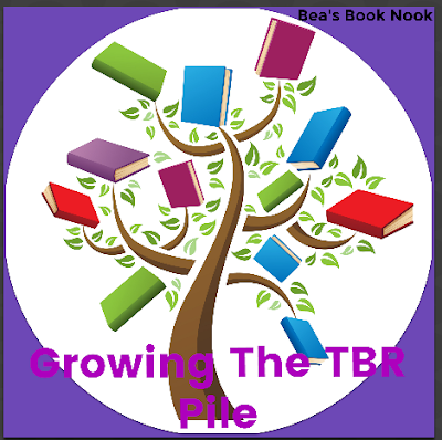 Bea's Book Nook, Growing the TBR Pile