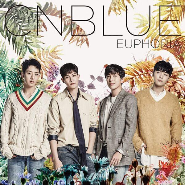 CNBLUE-Euphoria