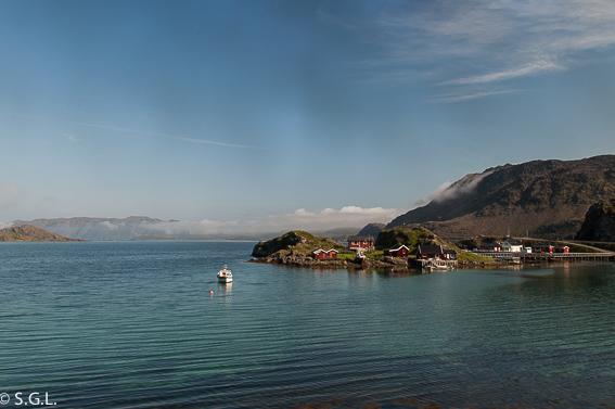 Camino al cabo norte. Hurtigruten, de crucero por el litoral noruego