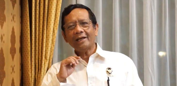 Sebut 92 Persen Calon Kepala Daerah Dibiayai Cukong, Mahfud MD Jangan Omdo, Harus Berani Memberantas