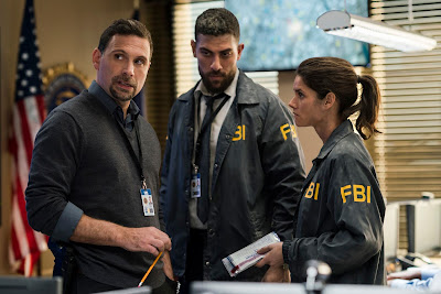 Cena do 1º episódio da 1ª temporada de FBI  (Universal TV)