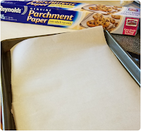 Loves me some parchment paper!
