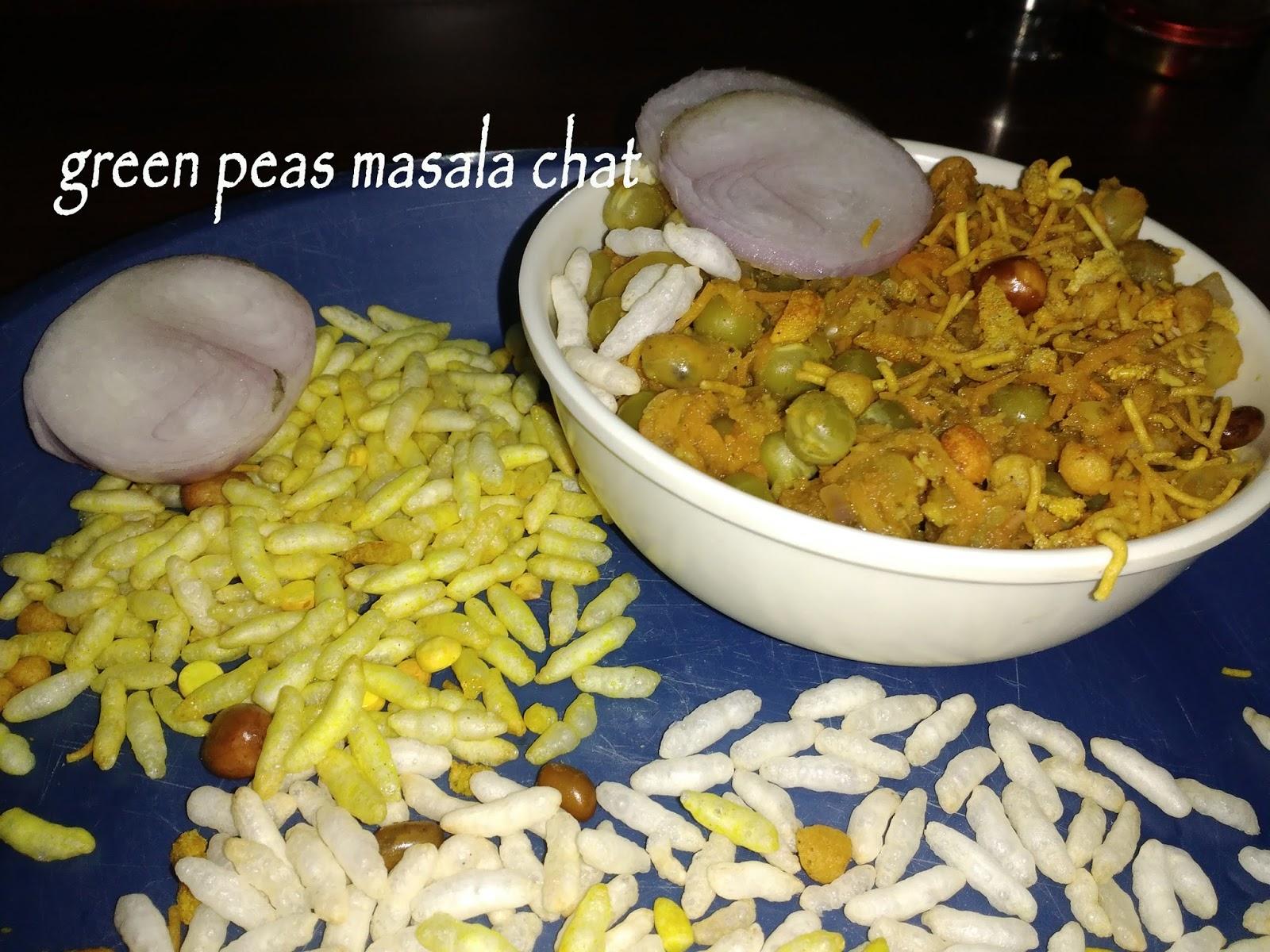 masala chat