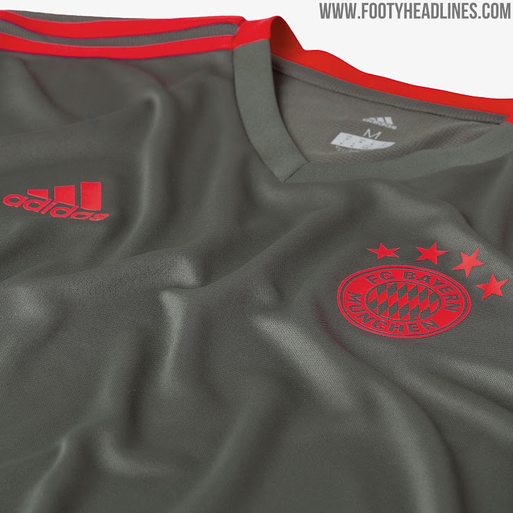 online store 7daeb e95f8 Bayern Munich 18-19 Training Kit Released - Footy Headlines
