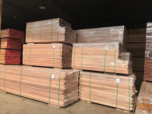 gỗ meranti làm nhà yến