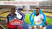 Soi kèo bóng đá Lille vs Marseille  – 3h00 17/2/2020 – VĐQG Pháp
