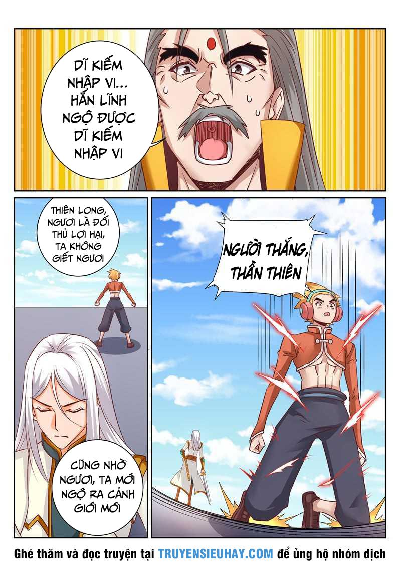 Linh Võ Đế Tôn  Chapter 160  - truyenmh.com