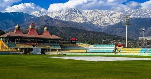 धर्मशाला के क्रिकेट स्टेडियम में फिर लौटेगी रौनक, भारत और श्रीलंका के बीच होगा टी-20 मैच