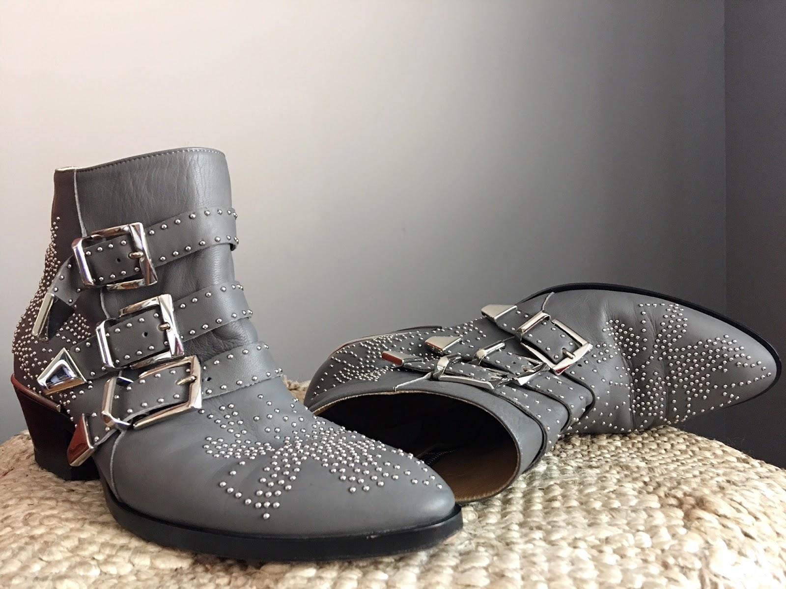 Shoe dreams do come true!