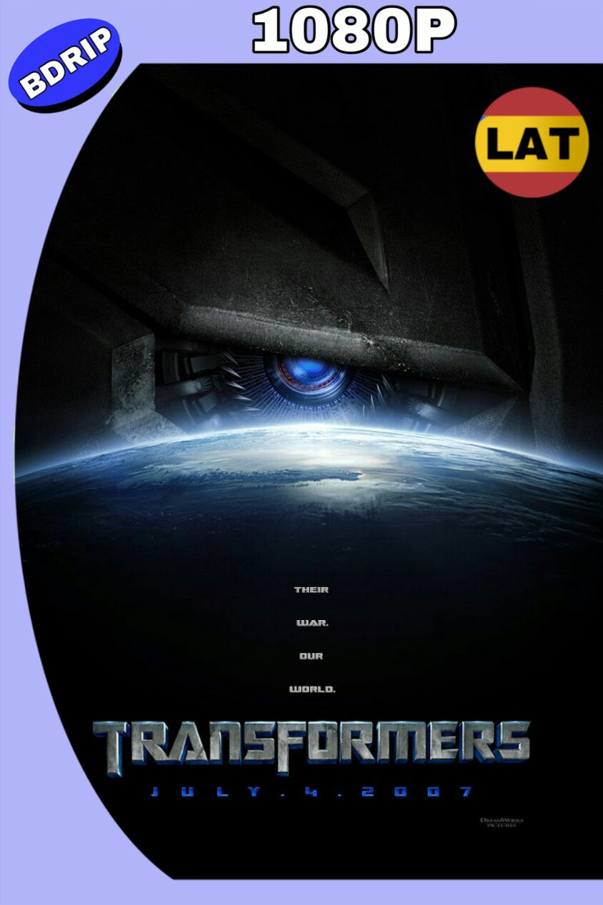TRANSFORMERS (2007) BDRIP 1080P LATINO-INGLES MKV