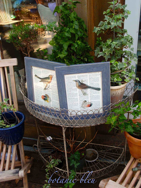 beautiful-bird-print-on-dictionary-page-diy-for-fractional-cost-of-retail