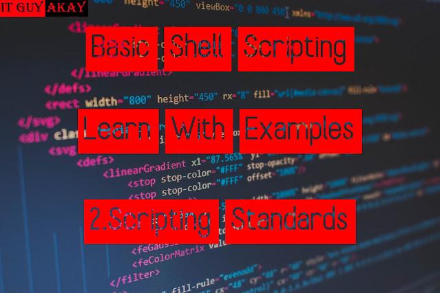 learning bash shell scripting