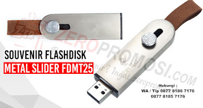 Flashdisk Metal Slider FDMT25. Flashdisk Metal FDMT25