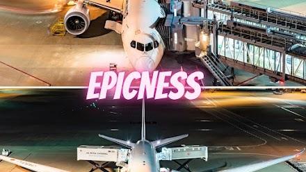 Sehen wir uns ein episches Video über die Aerodynamik eines landenden Flugzeugs an