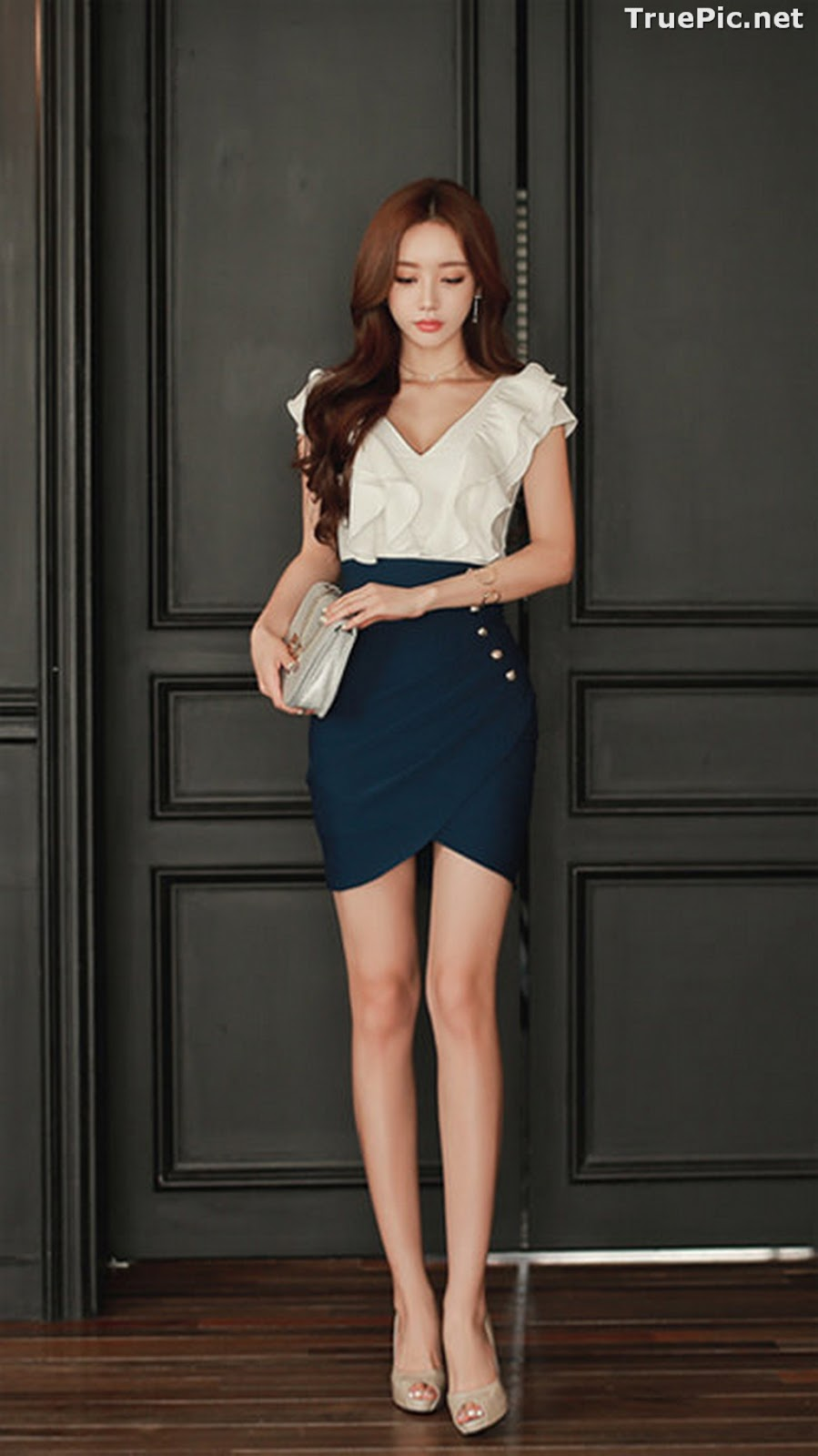 Image Son Yoon Joo Beautiful Photos – Korean Fashion Collection #4 - TruePic.net - Picture-4