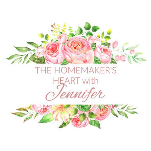 Jenny of Elefantz Designs Stitchery Patterns &The Homemakes Heart ezine