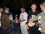 """Turnamen Sepak Takraw """"Perdana"""" Karang Taruna Desa Penuba Timur Resmi di Tutup"""