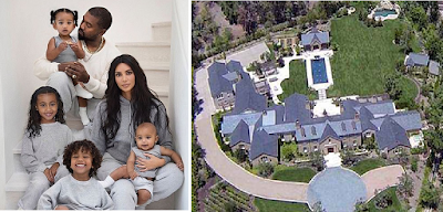 Kim Kardashian and Kanye West are battling for Divorce worth $ 2.2 Billion