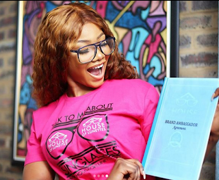 Symply Tacha becomes House of Lunettes Brand Ambassador