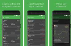 Crypto Tracker: app que permite seguir el valor de las criptomonedas en tiempo real (Android)