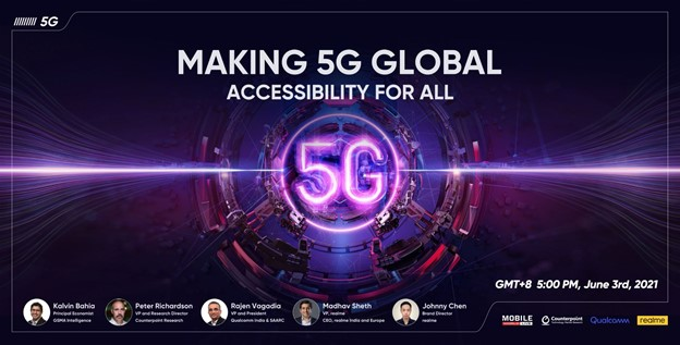 realme virtual 5G Summit