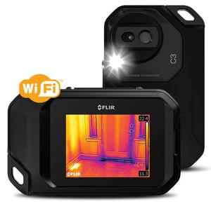 Thermal Imaging Camera penerus Flir C3