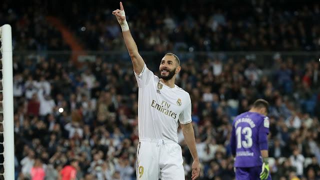 Real Madrid đã thực sự vào guồng 1