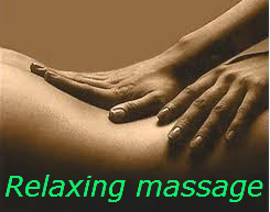 relaxing massage madrid