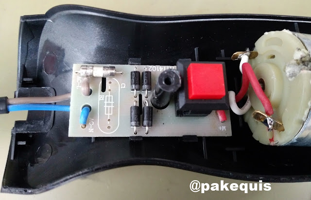 Mixer Mondial Versatile Black - placa