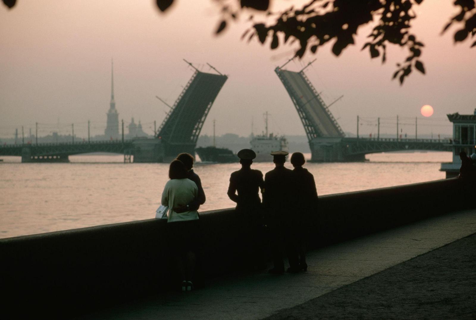 Ленинградские фотозарисовки
