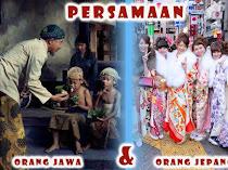 Persamaan Orang Jawa dan Orang Jepang (hal yang hilang dari suku jawa)