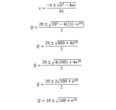 Ejercicio resuelto Ecuación cuadrática