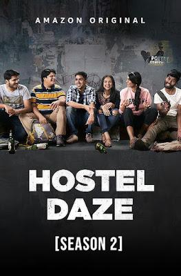 Hostel Daze s02 Hindi WEB Series 720p HDRip ESub x265 HEVC