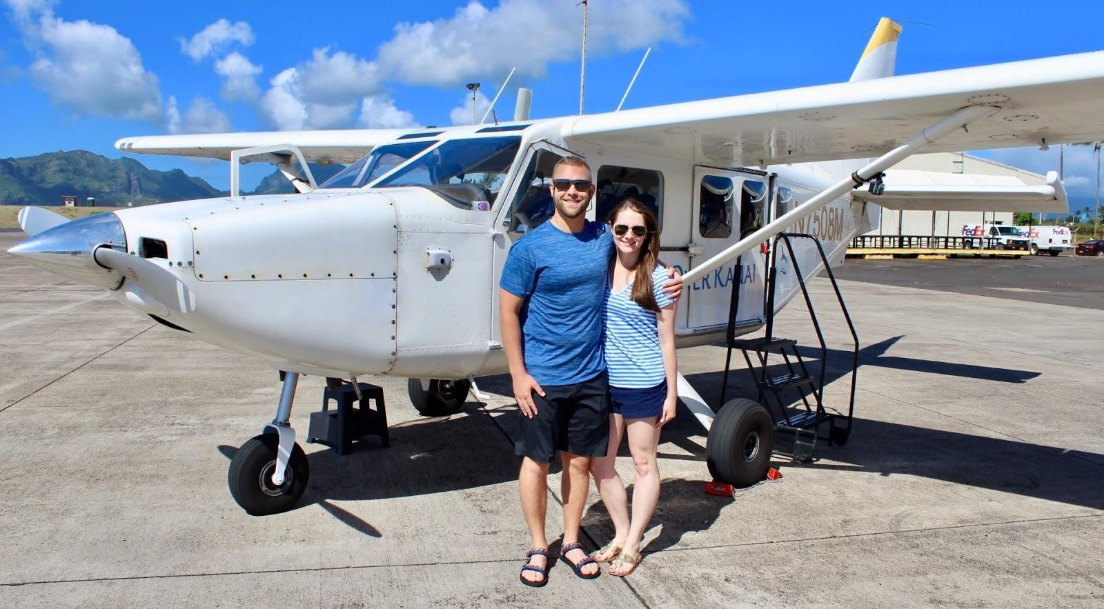 Review of Wings Over Kauai Airplane Tour | Kauai Itinerary | A Memory of Us Blog | What to Do in Kauai