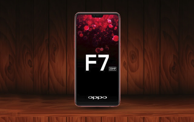 Oppo F7 With iPhone X Like Notch Launched in India