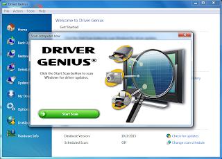 Driver Genius 12 - Smart Backup dan Restore Driver Komputer Anda