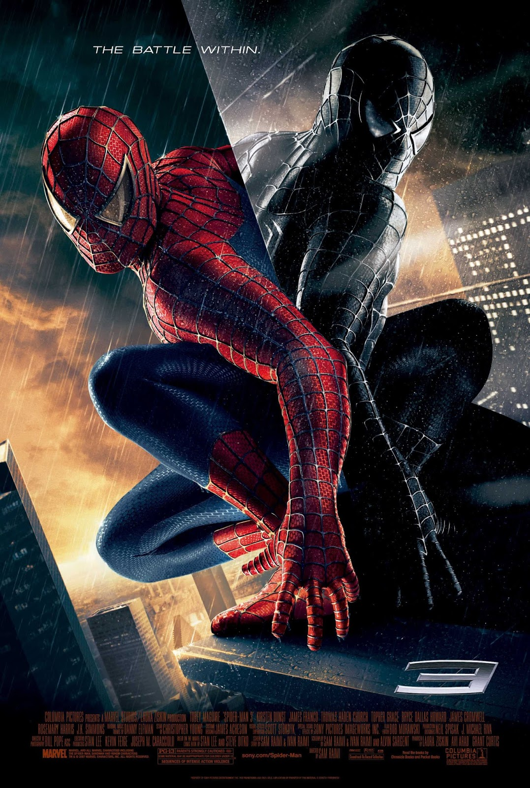 Spider-Man 3 (2007) ταινιες online seires oipeirates greek subs