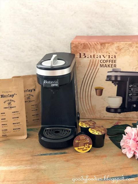 Harley's malaysia coffee plan batavia