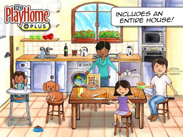 تحميل لعبة ماي بلاي هوم بلس My PlayHome Plus Apk للاندرويد